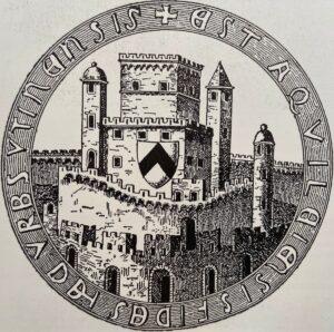 Veduta del Castello medioevale